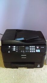 Epson wp-4535 printer in excellent condition
