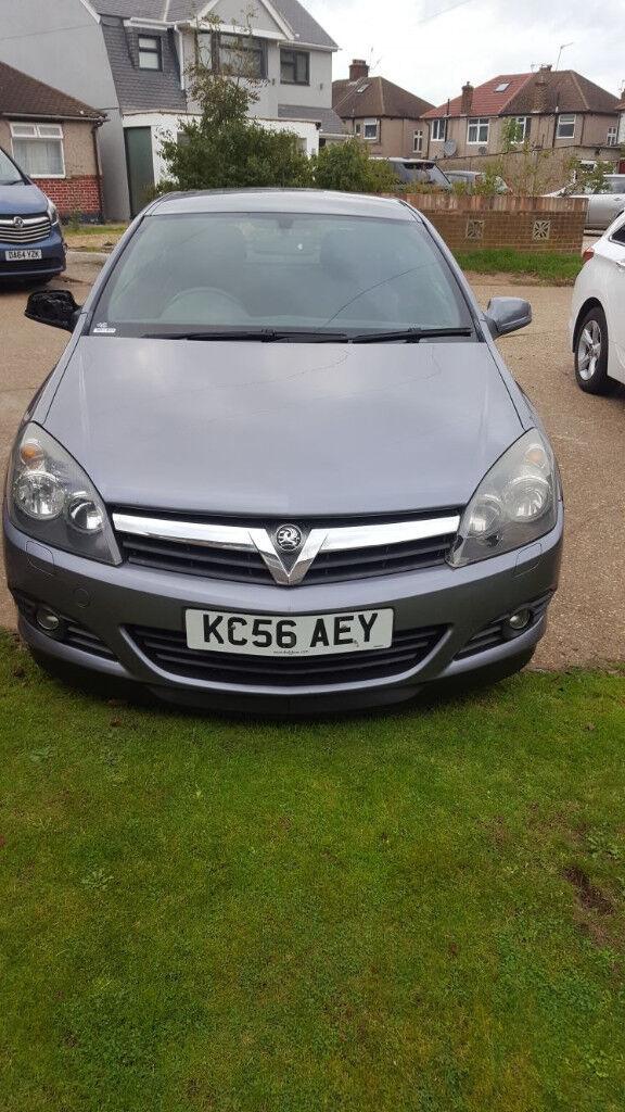 Vauxhall Astra 1.8VVT SRI 3 door Grey Good Condition