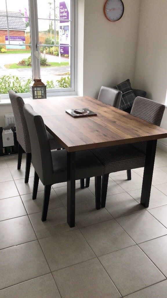 Next Bronx Dining Table New And Boxed Still Being Sold In Brand Stone Staffordshire Gumtree