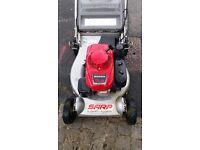 Lawnflite/Honda/Sarp pro wheeled lawn mower 5.5hp