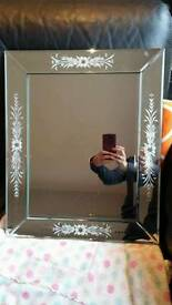 Laura Ashley Venetian mirror