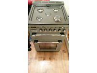 Leisure Zenith 55 Auto Gas Cooker/ grill/ (oven faulty) £25.00