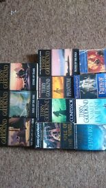 Terry Goodkind books - most of the series