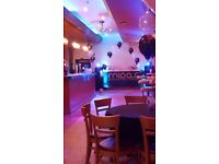 Bar staff required for elegant party venues in Leicester city centre