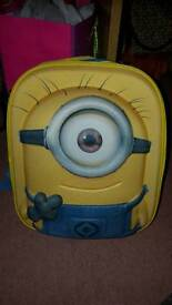 Despicable Me Minion Stuart bag backpack