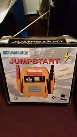 Jump starter never been used only opened box to have a look :::£10