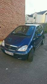 Mercedes a class automatic spares or repair