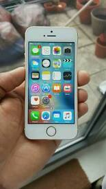 Looks like brand new iphone 5s gold 32gb Unlocked to all network. Excellent condition