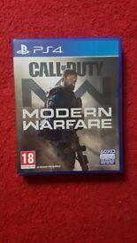 COD: Modern Warfare 2019 (PS4)