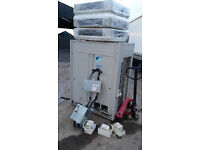 DAIKIN MULTI SYSTEM CELLIEN WALL MOUNTED VRV 11 CONDITIONING 2006 R410A