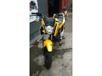 Honda CB125F for sale!!