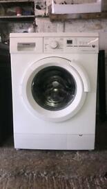 Siemens 9kg washing machine
