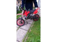 Pitbike 50cc