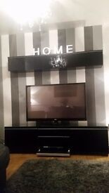 Ikea tv unit and storage unit