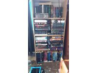 Large selection of raunchy books