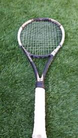 Prince triple thread graphite tennis racket