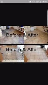The end of tenancy cleaning and we clean the dirty property