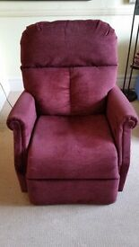 Pride Mobility D30 Comfort Rise and Recline Chair