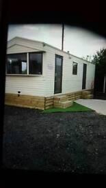 Static caravan for rent £600 per month