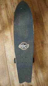 """37"""" sector 9 longboard skateboard"""