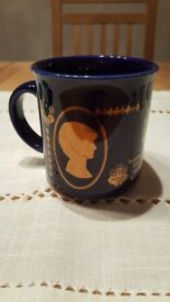 Charles & Diana Wedding Mug