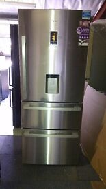 BEKO CFMD7852X 50/50 Fridge Freezer - Stainless Steel