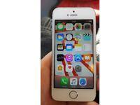 Iphone 5s Unlocked 32gb Mint condition