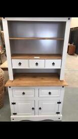 Brand New Grey Dresser