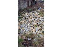 Reclaimed stone