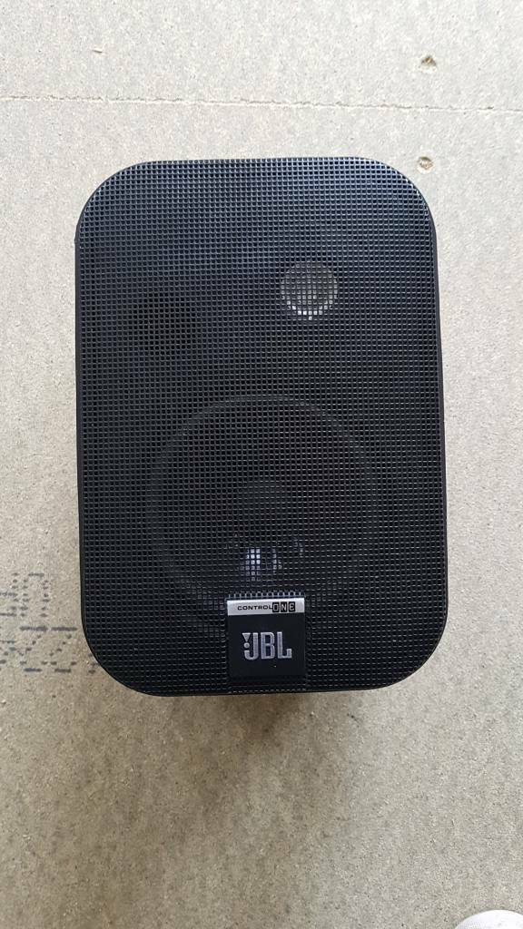 Jbl control 1 (6 avalable)