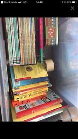 Various Usborne books