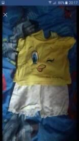 3-6 mths girl clothes