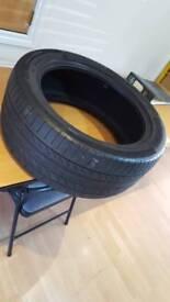 Continental ContiSportContact 5 (275/45 R20 110Y) XL - spare tyre