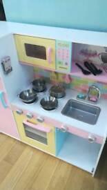 Playtime kitchen