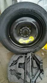 Brand new spare wheel ford mondeo 2007