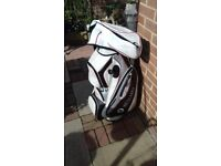 Motocady golf trolley bag in exellent condition see pictures
