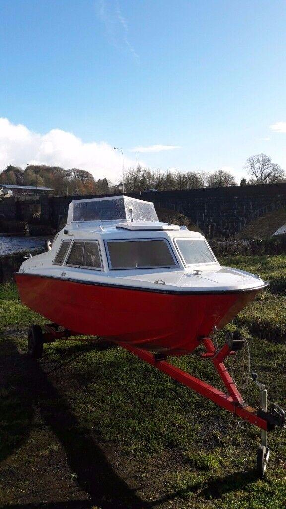 Micro Plus 502 Boat