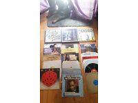 Joblot of records