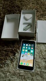 iPhone 6 plus , 64GB silver and unlocked.