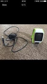 TomTom Runner GPS fitness watch