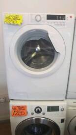 HOOVER WHITE 9KG LOAD 1400SPIN WASHING MACHINE
