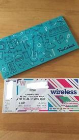 Wireless Festival 2017 Friday (Bryson Tiller)
