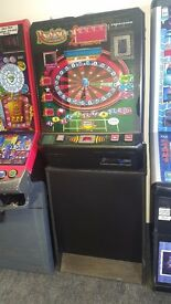 Skill Roulette Machine