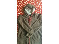 Boden women's brown hoody size large
