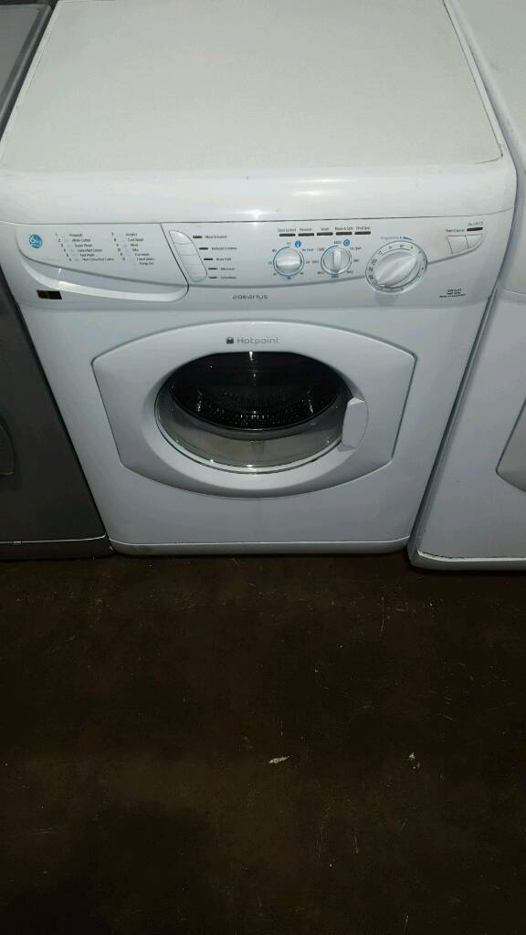 HOTPOINT 6KG 1400 SPIN WASHING MACHINE WITH 6 MONTHS GUARANTEEin Wednesbury, West MidlandsGumtree - Hotpoint 6kg 1400 spin washing machine. Very good clean condition. Less than 12 months old. Fitting and pipes. 6 months guarantee. Delivery available. Contact zak on 07496930539
