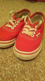 Toddlers vans (pumps)