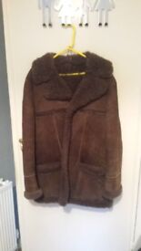 Bailys of Glastonbury Sheepskin Coat