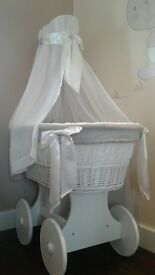 Large Moses Basket