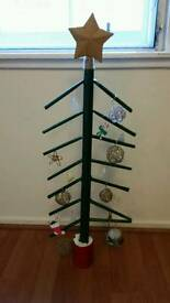 Hand made Christmas tree