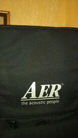AER ACOUSTICUBE 11a ACOUSTIC AMP MAY PT EX LES PAUL / GRETSCH